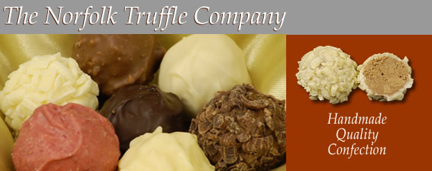 Chocolate Truffles from The Norfolk Truffle Company - Handmade Quality Confection